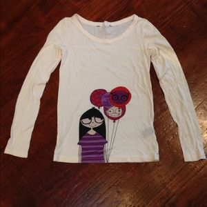 Marc by Marc Jacobs Cute Girl Graphic Tee